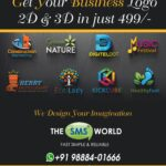 2d and 3d logo maker services in Chandigarh